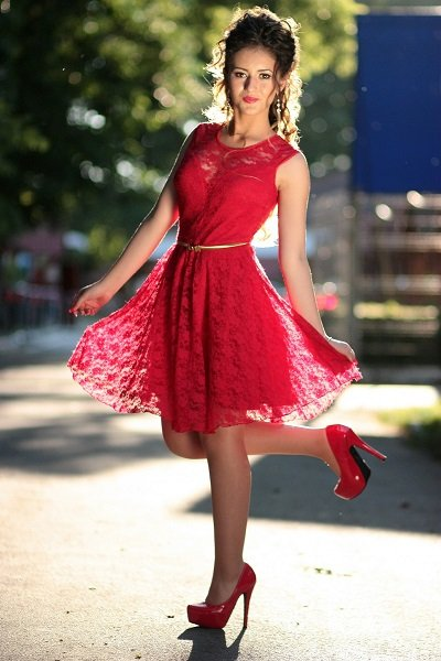 Power of the Red Dress