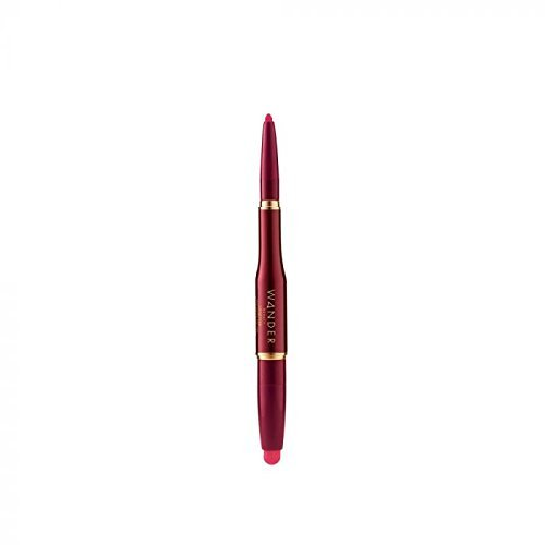 Wander Beauty Lipsetter Dual Lipstick and Liner  Fuschia Class