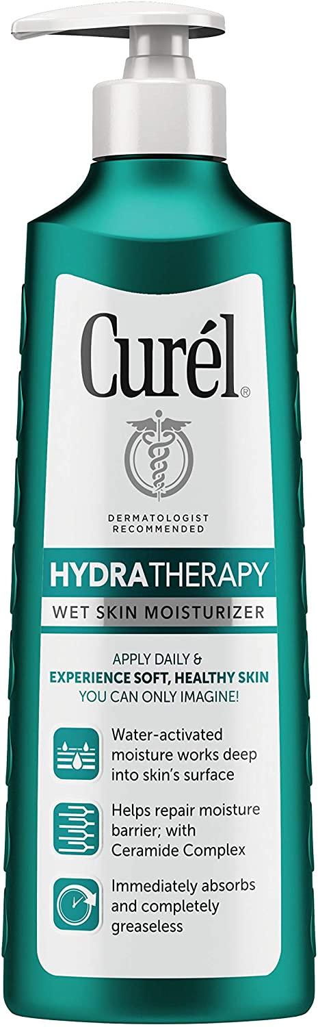Curel Hydra Therapy Moisturizer for Dry or Extra-Dry Skin
